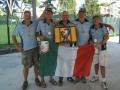 La Mezzanese Prato vincitrice del Campionato Italiano a Box 2012