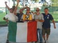 La Lenze Ripoli terza classificata al Camp. It. a Box 2012