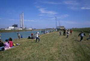 Festa della Pesca sul Cornia