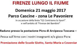 """Arrivano i lavori di """"Firenze lungo il fiume""""!…"""
