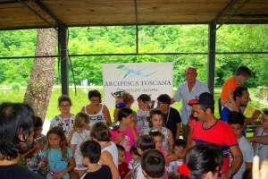 Arcipesca Toscana Per crescere assieme