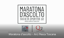 """""""Maratona d'ascolto"""" del Quartiere 2 di Firenze"""