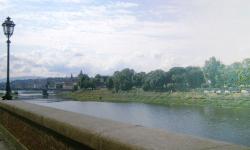 Il nostro Arno a Firenze – di Marco Bagnoli