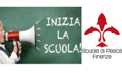 Scuola di Pesca di Firenze – inizio lezioni 2018