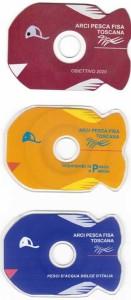 Pescetti-cd: Pesci d'acqua dolce d'Italia (2007); Imparando la pesca a Pistoia (2012); Obiettivo 2020 (2014)