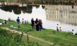 Prima prova Scuola di Pesca di Firenze