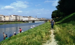 Terza prova Scuola di Pesca di Firenze
