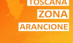 """Ordinanza – Toscana """"area arancione"""""""