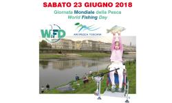 Sabato sarà la Giornata MONDIALE della Pesca 2018